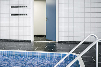 Air ambiant piscine