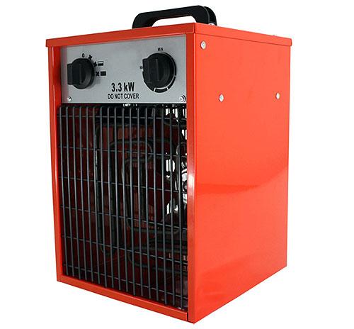 Générateur air chaud électrique