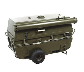 Chauffage de tente VA-M40 MKII